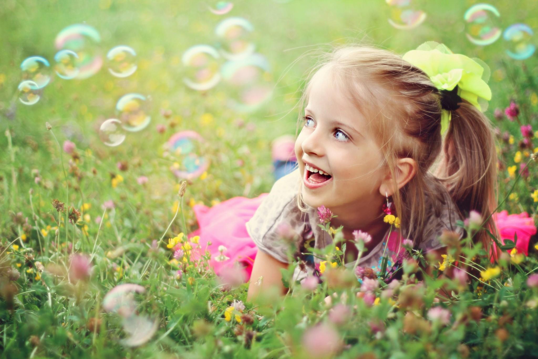Счастье девочки картинки