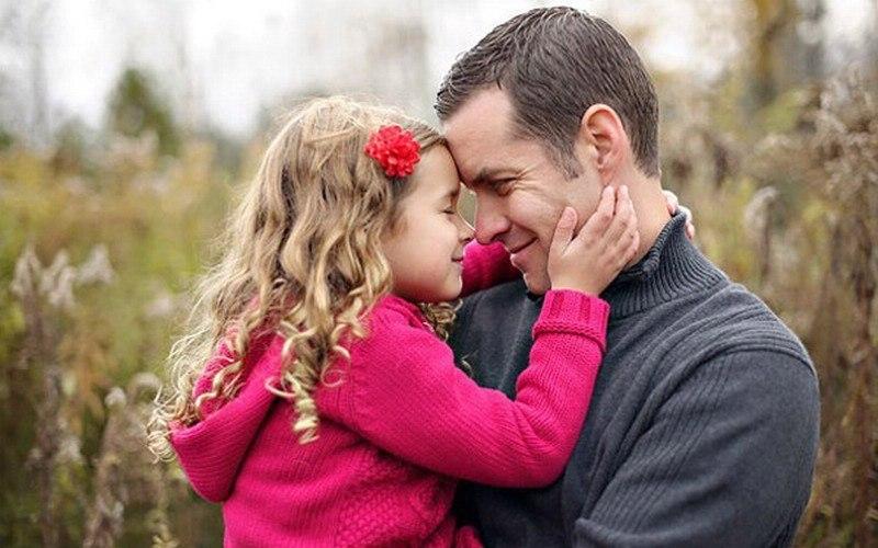 Картинки любовь к дочке
