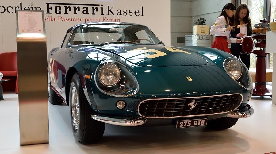 Техноклассика. Ferrari